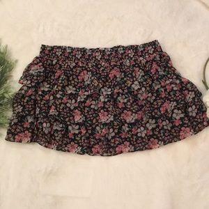 Justice Girls Skirt EUC